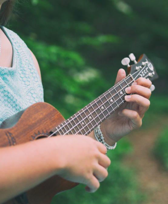 Gør ukulelen til din følgesvend!