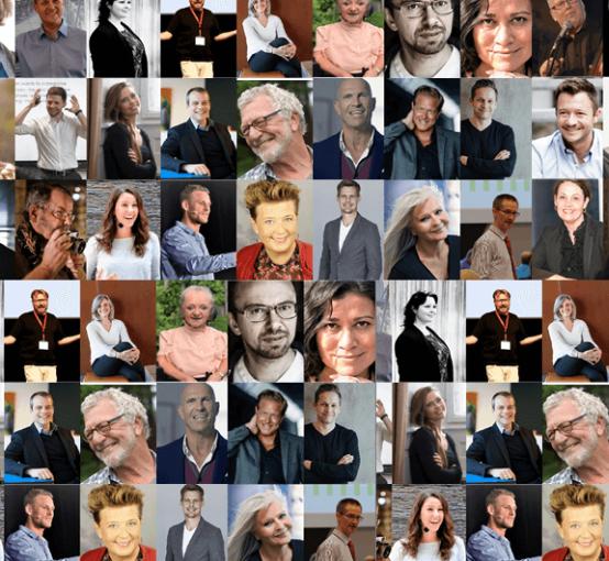 2020/21 afholder SPEAKERSlounge inspirerende gratis foredrag